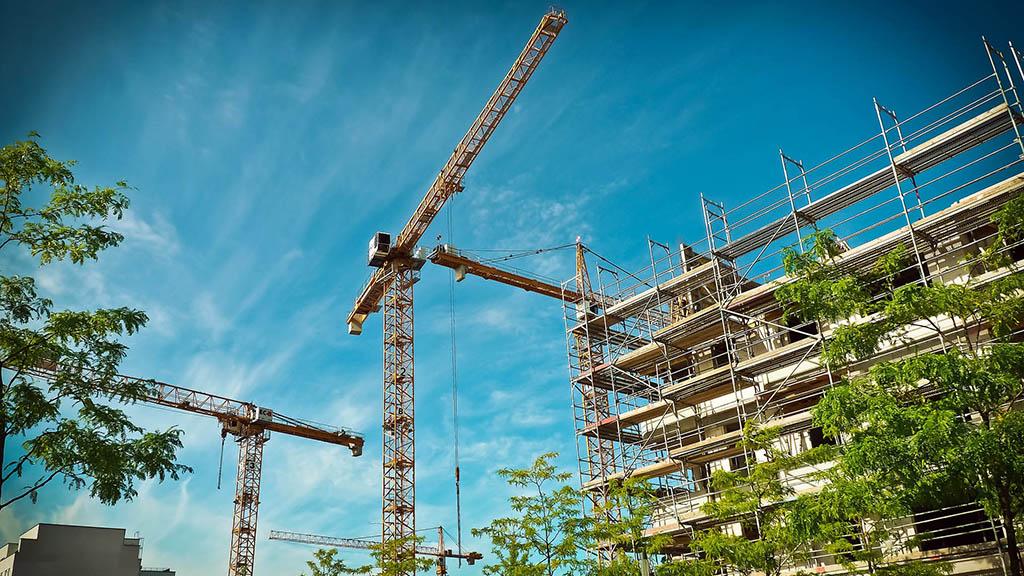 Ratgeber Bautrocknung - Voraussetzungen Bautrocknung - Rohbau