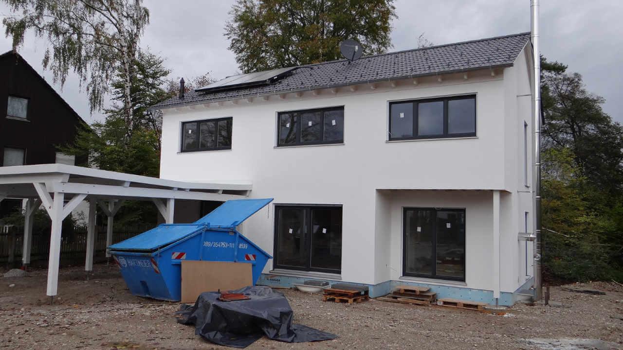Bautrockner mietn in München - Technische Bautrocknung