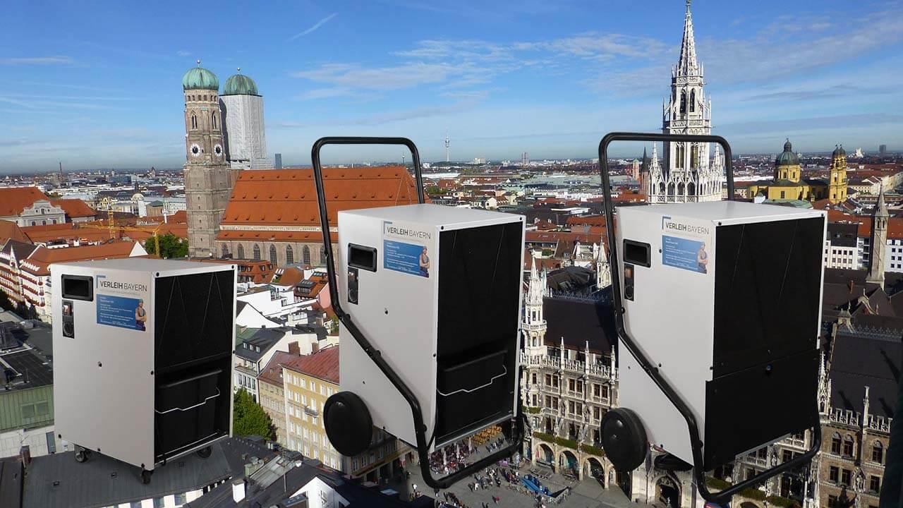 Bautrocknung München Klima Center