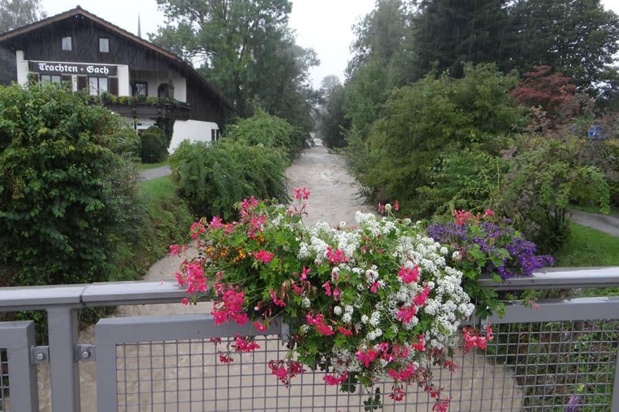 rosenheim hochwasser bach