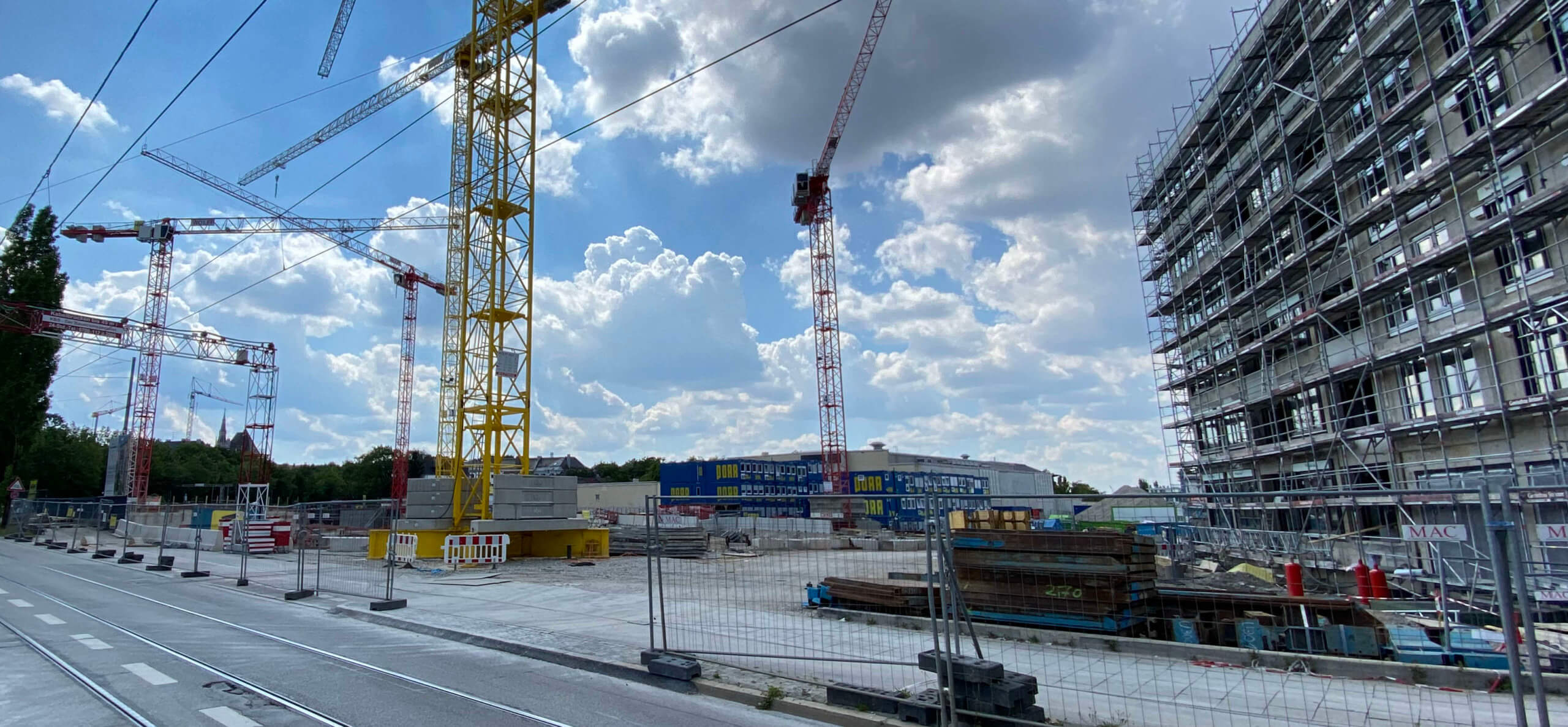 Bautrocknung Neubau München