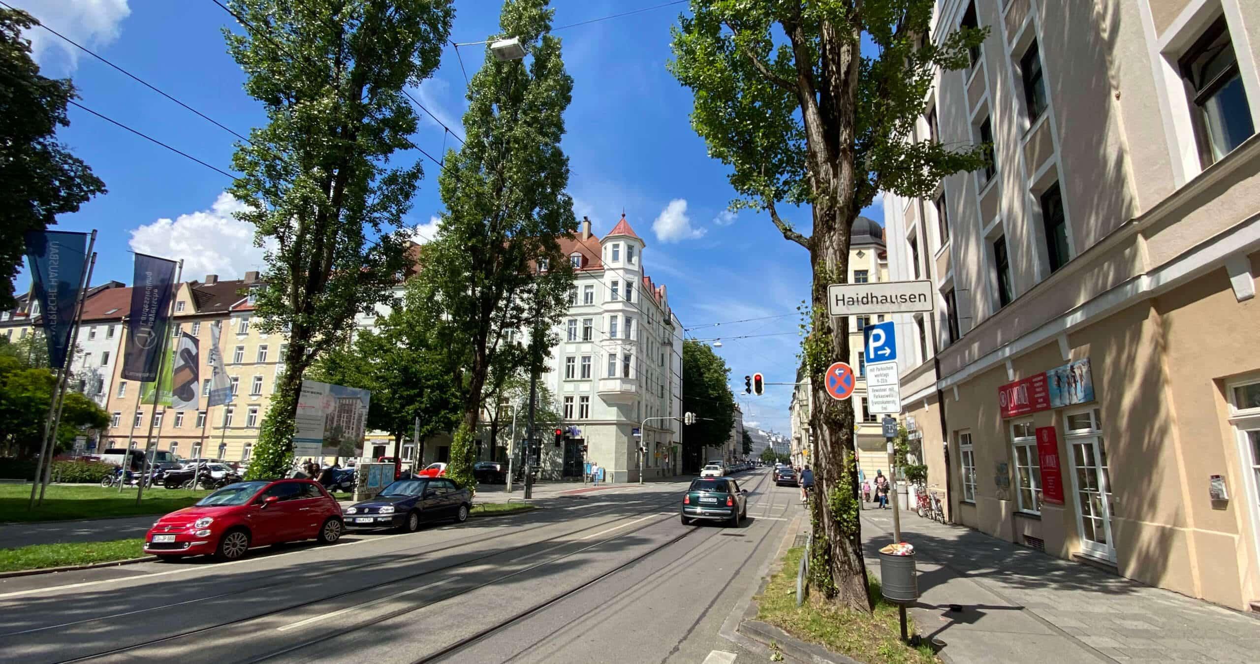 bautrocknung München Haidhausen