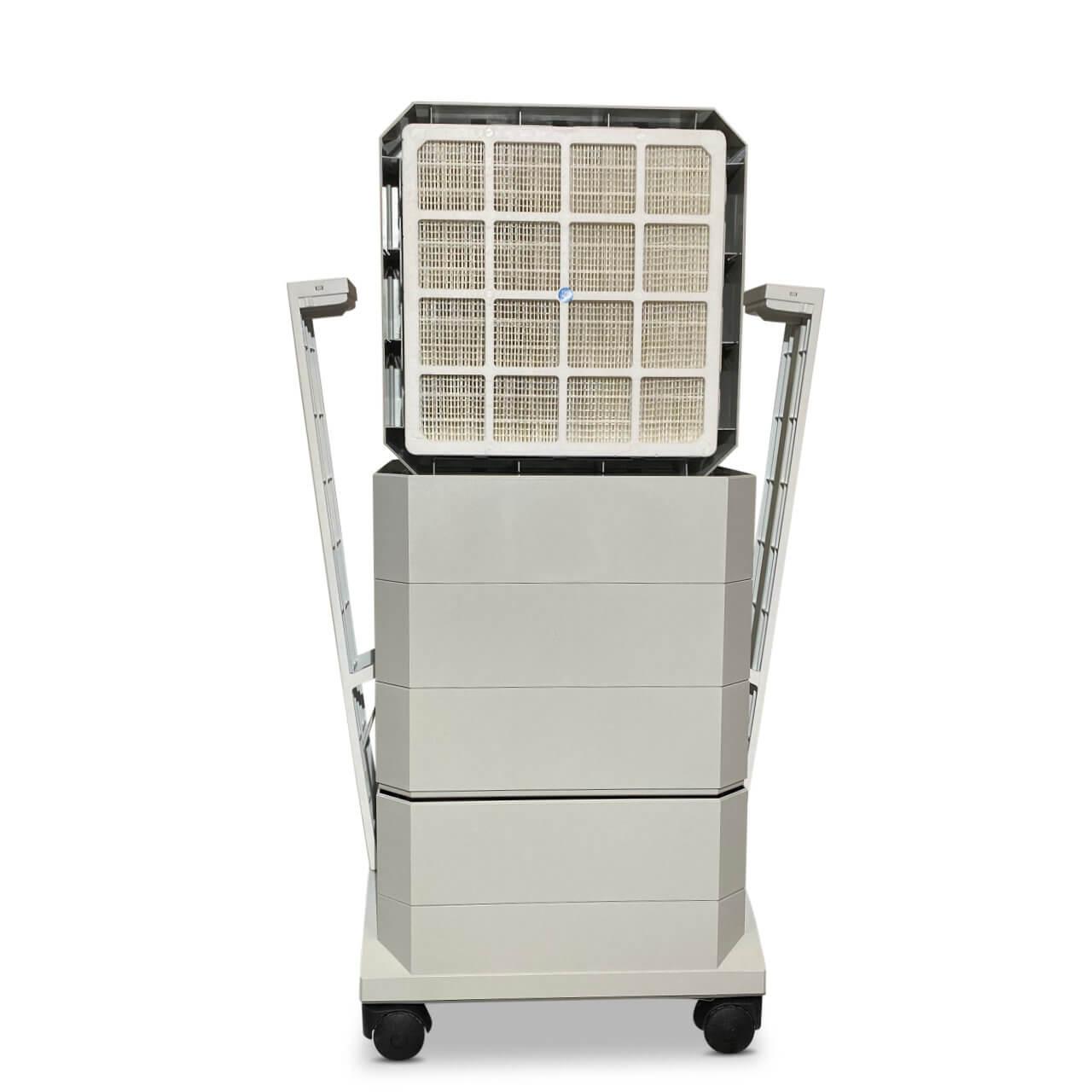 Luftreiniger HealthPro 250 004 - IQAir Corona Luftreiniger mit HEPA Filter H13 günstig mieten